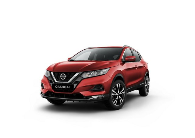 New Nissan Qashqai J11 Series 3 MY20 ST-L X-tronic Moorooka, 2021 Nissan Qashqai J11 Series 3 MY20 ST-L X-tronic Magnetic Red 1 Speed Constant Variable Wagon