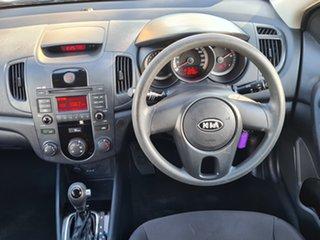 2012 Kia Cerato TD MY12 S Silver 6 Speed Sports Automatic Hatchback