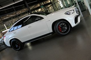 2021 Mercedes-Benz GLE-Class C167 801MY GLE63 AMG SPEEDSHIFT TCT 4MATIC+ S White 9 Speed.