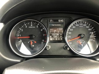 2013 Nissan Dualis J107 Series 4 MY13 +2 Hatch X-tronic 2WD Ti-L Silver 6 Speed Constant Variable