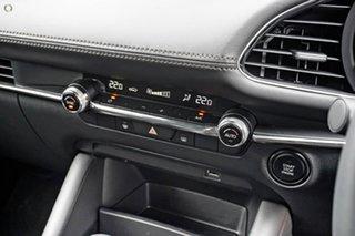 2021 Mazda 3 BP2H7A G20 SKYACTIV-Drive Evolve Silver 6 Speed Sports Automatic Hatchback.