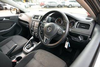 2014 Volkswagen Jetta 1B MY14 118TSI DSG Comfortline Silver 7 Speed Sports Automatic Dual Clutch