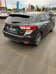 2018 Subaru Impreza G5 MY18 2.0i Premium CVT AWD Grey 7 Speed Constant Variable Hatchback