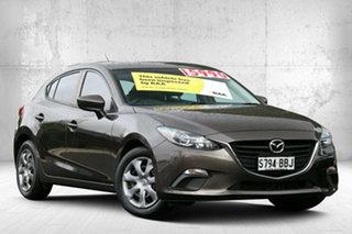 2014 Mazda 3 BM5478 Neo SKYACTIV-Drive Grey 6 Speed Sports Automatic Hatchback.