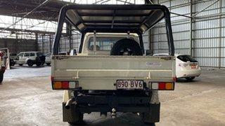 1985 Toyota Landcruiser HJ75 LWB White 5 Speed Manual Utility