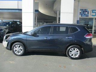 2016 Nissan X-Trail T32 TS (FWD) Blue Continuous Variable Wagon.