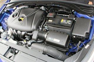 2019 Hyundai i30 PD2 MY20 Premium Intense Blue 6 Speed Sports Automatic Hatchback