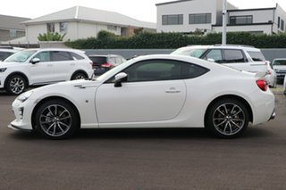 2016 Toyota 86 ZN6 MY17 GTS White 6 Speed Auto Sequential Coupe