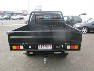 2013 Toyota Hilux KUN26R MY12 SR (4x4) Black 4 Speed Automatic Dual Cab Pick-up.