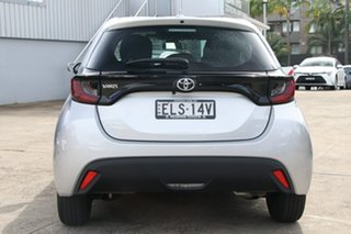 2020 Toyota Yaris Mxpa10R Ascent Sport Silver Pearl 1 Speed Constant Variable Hatchback