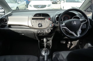 2009 Honda Jazz GE MY10 VTi White 5 Speed Automatic Hatchback