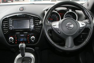 2015 Nissan Juke F15 Series 2 Ti-S X-tronic AWD White 1 Speed Constant Variable Hatchback