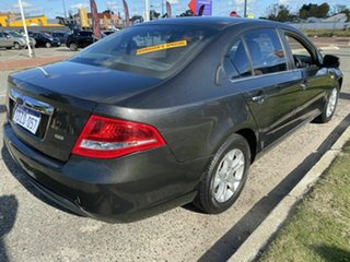 2010 Ford Falcon FG XT Grey 5 Speed Auto Seq Sportshift Sedan.