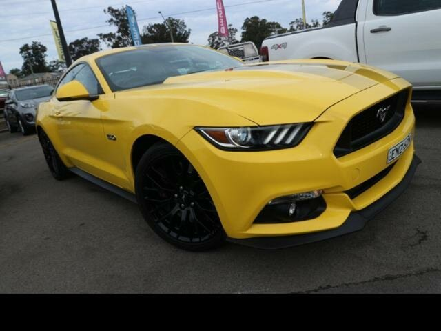 Used Ford Mustang Kingswood, Ford MUSTANG 2017 2DR FASTB GT NON SVP 5.0L 4V 6SPD MAN