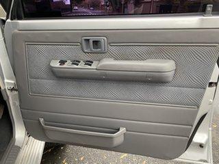 2012 Toyota Landcruiser VDJ76R MY10 GXL Silver 5 Speed Manual Wagon