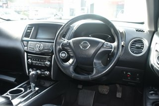 2014 Nissan Pathfinder R52 MY14 ST-L X-tronic 2WD White 1 Speed Constant Variable Wagon