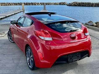 2015 Hyundai Veloster FS4 Series II + Coupe D-CT Veloster Red Pearl/b 6 Speed.