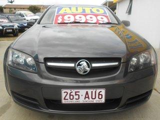2010 Holden Commodore VE II Omega Grey 6 Speed Sports Automatic Sedan.