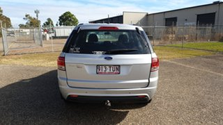 2013 Ford Territory SZ TX (RWD) Silver 6 Speed Automatic Wagon