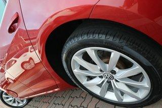 2013 Volkswagen Golf VII MY14 110TDI DSG Highline Maroon 6 Speed Sports Automatic Dual Clutch Wagon