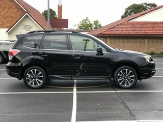 2016 Subaru Forester S4 MY16 2.0D-S CVT AWD Black 7 Speed Constant Variable Wagon.