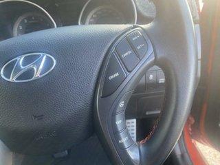 2016 Hyundai i30 GD5 Series II MY17 SR Phoenix Orange 6 Speed Sports Automatic Hatchback