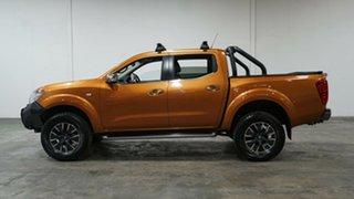 2017 Nissan Navara D23 S2 ST N-SPORT Orange 6 Speed Manual Utility