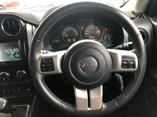 2014 Jeep Patriot MK MY15 Sport 4x2 Grey/charcoal C 6 Speed Sports Automatic Wagon