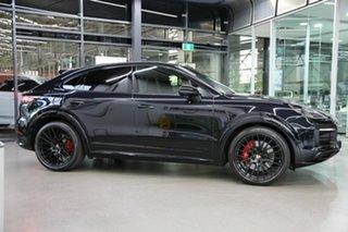2020 Porsche Cayenne 9YB MY21 GTS Coupe Tiptronic Black 8 Speed Sports Automatic Wagon
