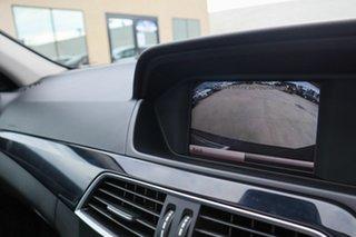 2012 Mercedes-Benz C-Class W204 MY13 C200 BlueEFFICIENCY 7G-Tronic + Black 7 Speed Sports Automatic