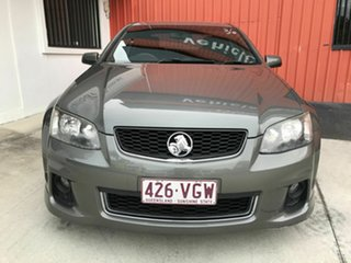 2012 Holden Commodore VE II MY12.5 SV6 Grey 6 Speed Sports Automatic Sedan.