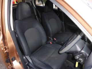 2011 Nissan Micra K13 TI Gold 5 Speed Manual Hatchback.