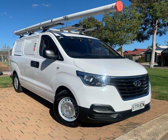 Used Hyundai iLOAD TQ3-V Series II MY18 Ingle Farm, 2018 Hyundai iLOAD TQ3-V Series II MY18 White 5 Speed Automatic Van
