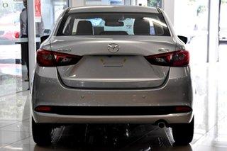 2021 Mazda 2 DL2SAA G15 SKYACTIV-Drive GT Silver 6 Speed Sports Automatic Sedan.