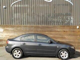 2006 Mazda 3 BK10F1 Maxx Grey 5 Speed Manual Sedan.