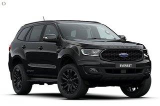 2021 Ford Everest UA II 2021.25MY Sport Black 10 Speed Sports Automatic SUV.