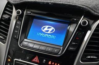 2013 Hyundai i30 GD Active Tourer Creamy White 6 Speed Sports Automatic Wagon