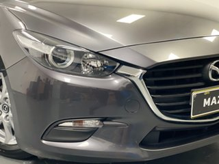 2018 Mazda 3 BN5476 Neo SKYACTIV-MT Sport Grey 6 Speed Manual Hatchback.