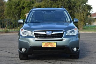2014 Subaru Forester S4 MY14 2.5i-S Lineartronic AWD Green 6 Speed Constant Variable Wagon.