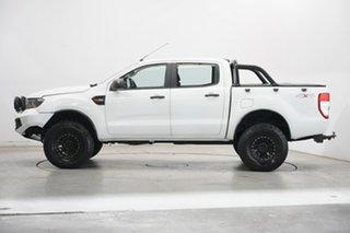 2015 Ford Ranger PX MkII XL White 6 Speed Manual Utility.