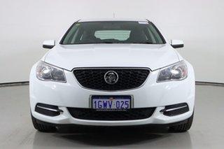 2015 Holden Commodore VF MY15 Evoke White 6 Speed Automatic Sportswagon.