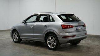 2016 Audi Q3 8U MY16 TFSI S Tronic Quattro Sport Silver 7 Speed Sports Automatic Dual Clutch Wagon.