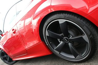 2013 Audi TT 8J MY13 S Tronic Quattro Red 6 Speed Sports Automatic Dual Clutch Coupe