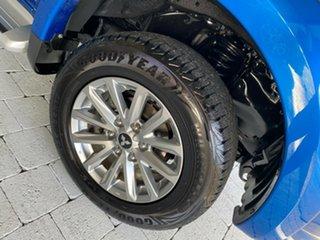 2017 Mitsubishi Triton GLS Blue Sports Automatic Dual Cab Utility