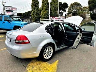 2011 Holden Berlina VE II Silver 6 Speed Sports Automatic Sedan