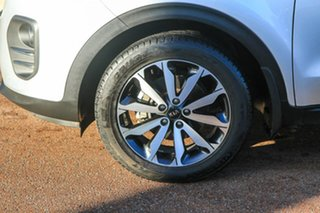2018 Kia Sportage QL MY18 AO Edition 2WD Silver 6 Speed Sports Automatic Wagon