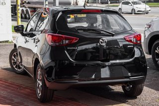2021 Mazda 2 DJ2HAA G15 SKYACTIV-Drive Pure Black 6 Speed Sports Automatic Hatchback