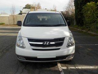 2012 Hyundai iMAX TQ MY11 White 5 Speed Automatic Wagon.