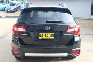 2017 Subaru Outback B6A MY17 2.5i CVT AWD Black 6 Speed Constant Variable Wagon