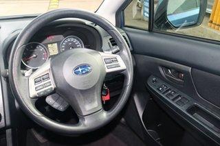 2012 Subaru XV MY13 2.0I Blue Continuous Variable Wagon